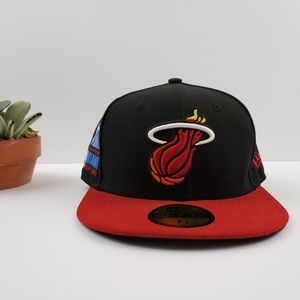 Vintage Miami Heat 1990 All Star Weekend Ball Cap